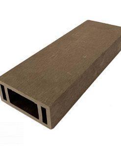 Gỗ Nhựa Ngoài Trời GD_90x40x3000_Coffee – Ốp Tường Gỗ Giá Rẻ