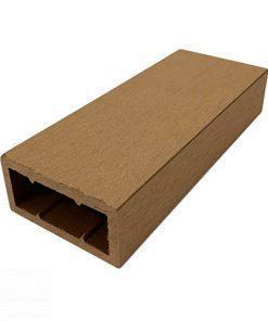 Lam Gỗ Nhựa Ngoài Trời GTL_60x40x3000_Wood – Lam Gỗ Nhựa Giả Rẻ