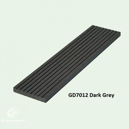 Go Nhua Ngoai Troi Gd7012 Dark Grey – Op Go Tuong Tran